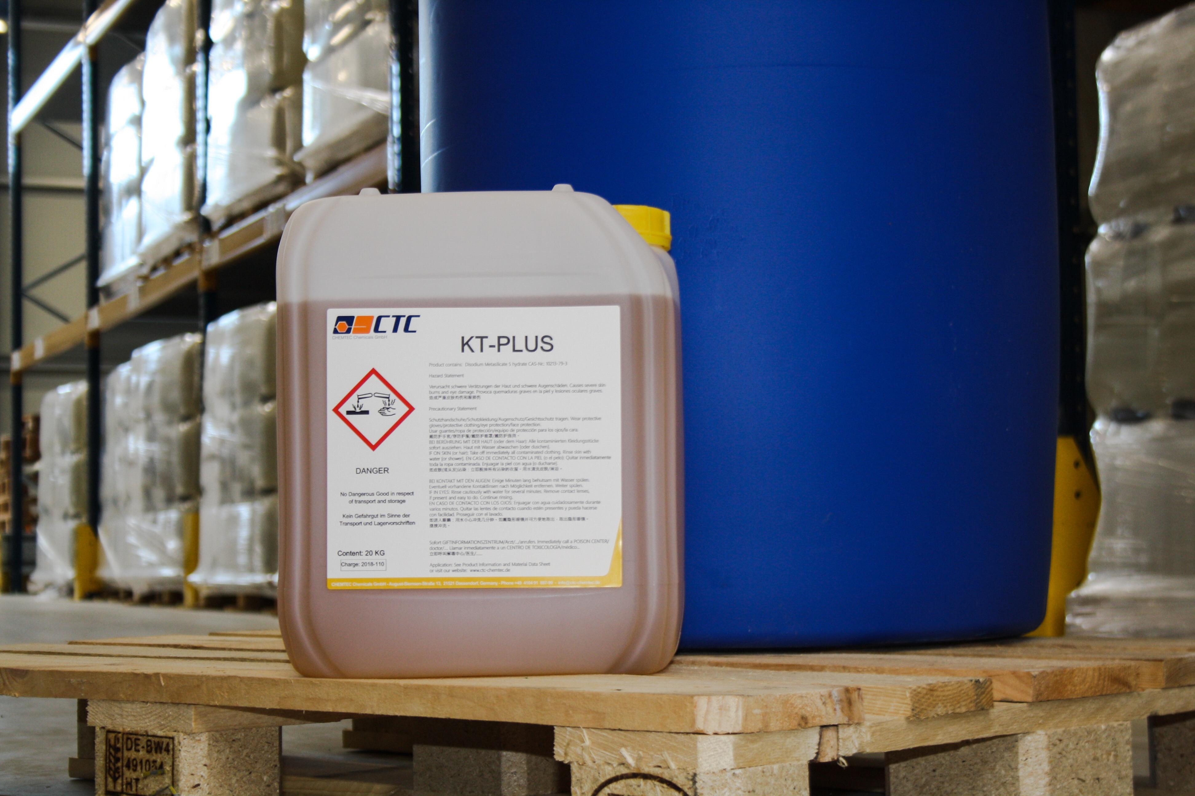 KT-Plus – CTC Chemtec Chemicals GmbH